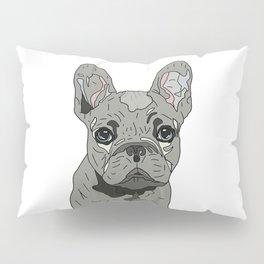 Frenchie Bulldog Puppy Pillow Sham