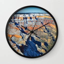 Lost in a Wonderful Moment Wall Clock