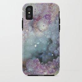 Unicorn Crystal Geode iPhone Case