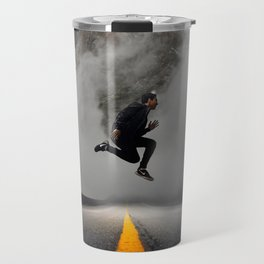 Magnetic Levitation - Power Mountain by GEN Z Travel Mug