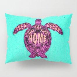 ocean omega (variant) Pillow Sham