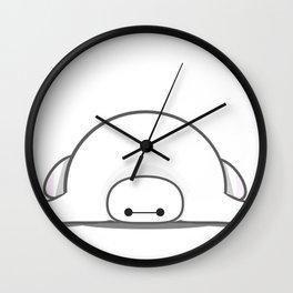 baymax Wall Clock