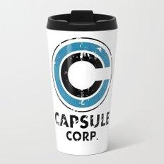 Capsule Corp Vintage bright Travel Mug