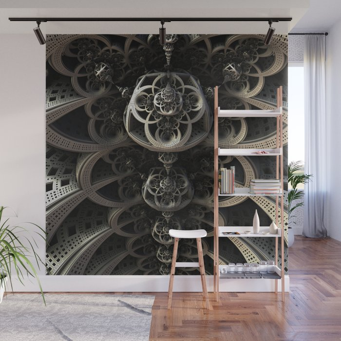 Architect Wall Mural