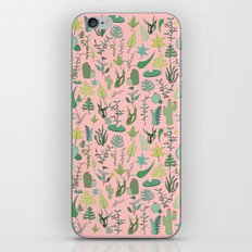 Nature Pink iPhone & iPod Skin