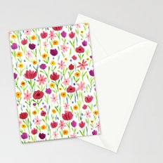 Flowerfield Stationery Cards
