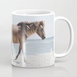 Horse Horse beach Coffee Mug