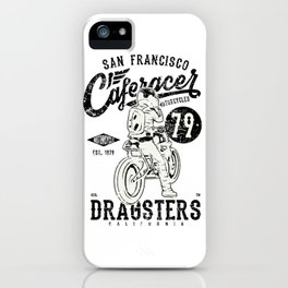 Dragster San Francisco iPhone Case