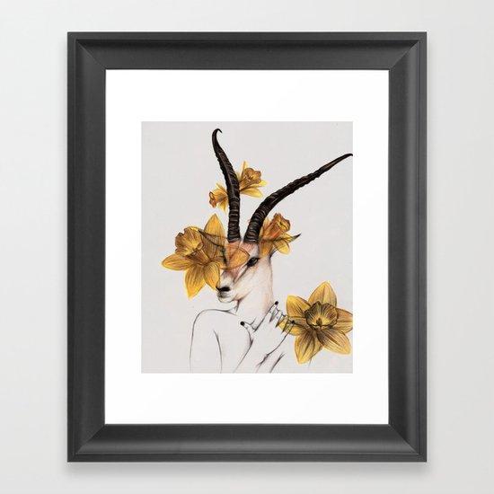 Breed (Updated) Framed Art Print