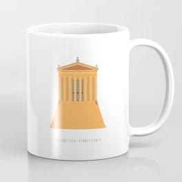Philadelphia Museum Steps, Pennsylvania, USA Coffee Mug