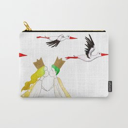 Prince and princess Carry-All Pouch