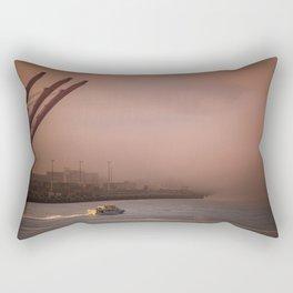 Seattle Morning Rectangular Pillow