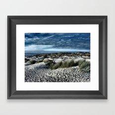 Dunes Framed Art Print