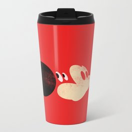 Deconstructing Mickey Metal Travel Mug