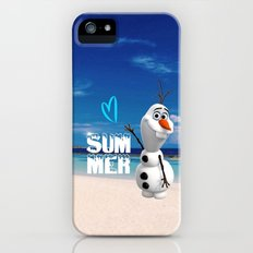 Love summer Slim Case iPhone (5, 5s)