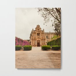 cartusian monastry. Spain Metal Print