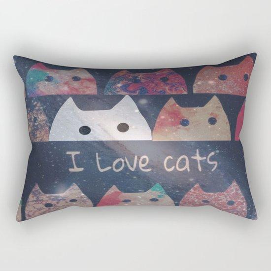 cat-127 Rectangular Pillow