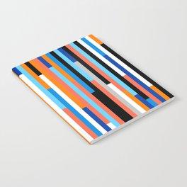 Modern Stripe Notebook