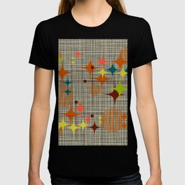 Starbursts and Globes 4 T-shirt