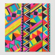 Kongo Canvas Print