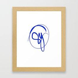 SyPaints Framed Art Print
