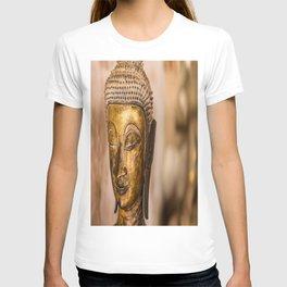 Wat Si Saket Buddhas IX, Vientiane, Laos T-shirt