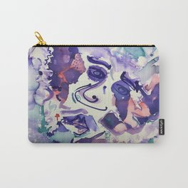 Psychedelic Strawberry Fields Carry-All Pouch