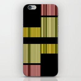 An abstract geometric pattern . Alex 5. iPhone Skin