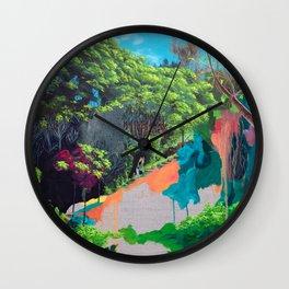 Sirius Cove Reserve Wall Clock