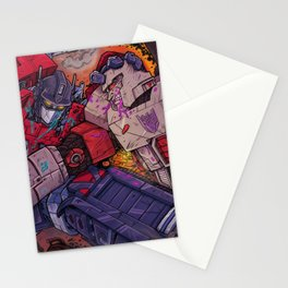 To the Death!!! Stationery Cards