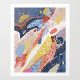 Day One Art Print