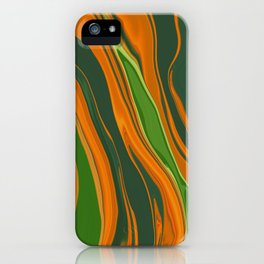 Shiva Abstract6 iPhone Case