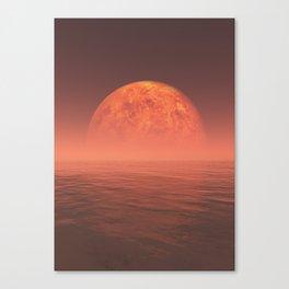 Venus Canvas Print