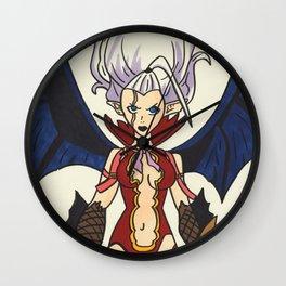 Mirajane Strauss- Fairy Tail Wall Clock