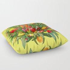 Tulip Bouquet Floor Pillow