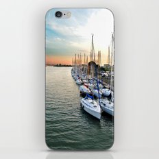 The Parking iPhone & iPod Skin