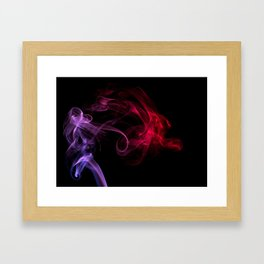 Abstract in Color #2 Framed Art Print