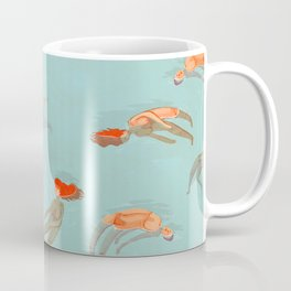floating bodys Coffee Mug