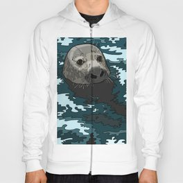 Grey Seal Hoody