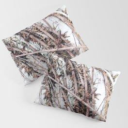 Illusory Marble Pillow Sham