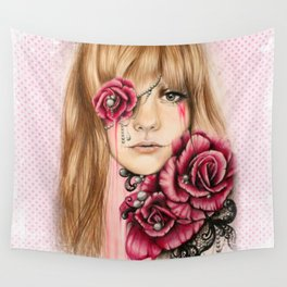 Sullenly Sweet Wall Tapestry
