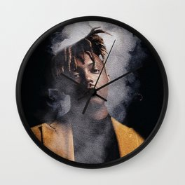 Rapper Wall Clock