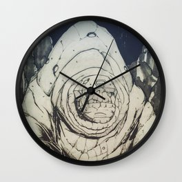 Giant of The Hollow Earth Wall Clock