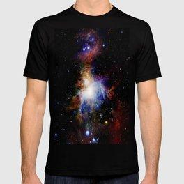 Orion NebulA Colorful Full Image T-shirt