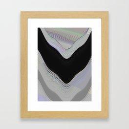 Lady Parts Framed Art Print