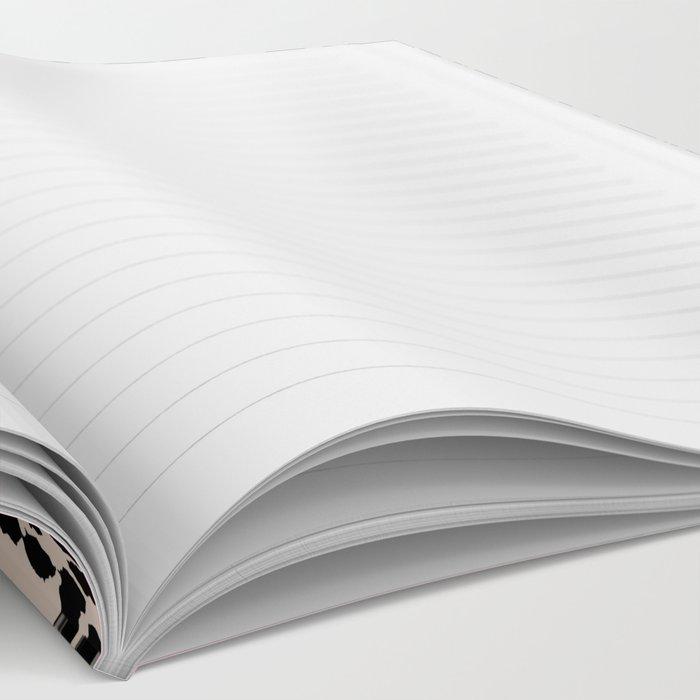 Leopard National Flag IV Notebook