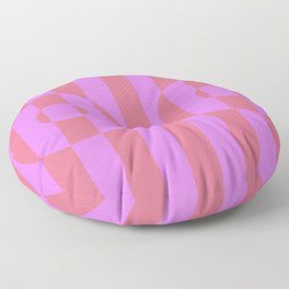 Boobs Illusion Floor Pillow