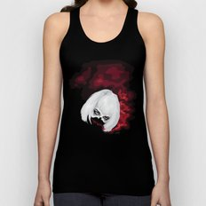 SMOKE BLOOD INK Unisex Tank Top