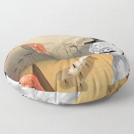SALVADOR WEIMIE Floor Pillow
