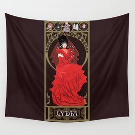 Lydia Nouveau - Beetlejuice Wall Tapestry